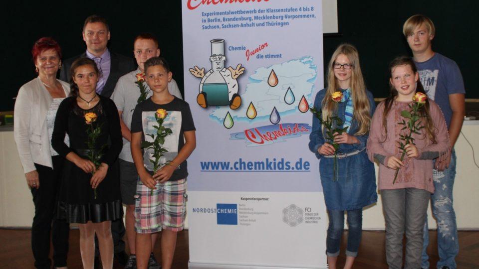 Chemkids-Herbstrunde 2017