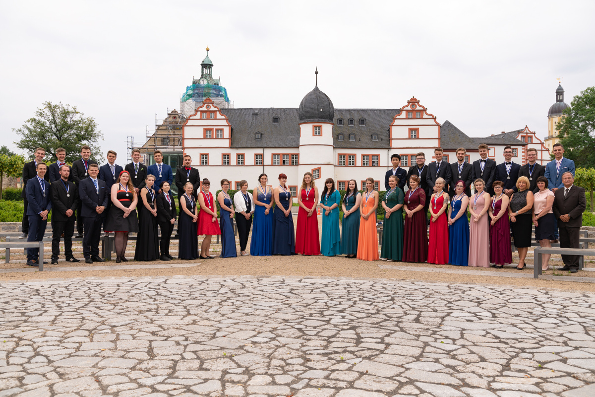 25 Jahre Abitur in Ohrdruf – Jahrgang 2018 verabschiedet