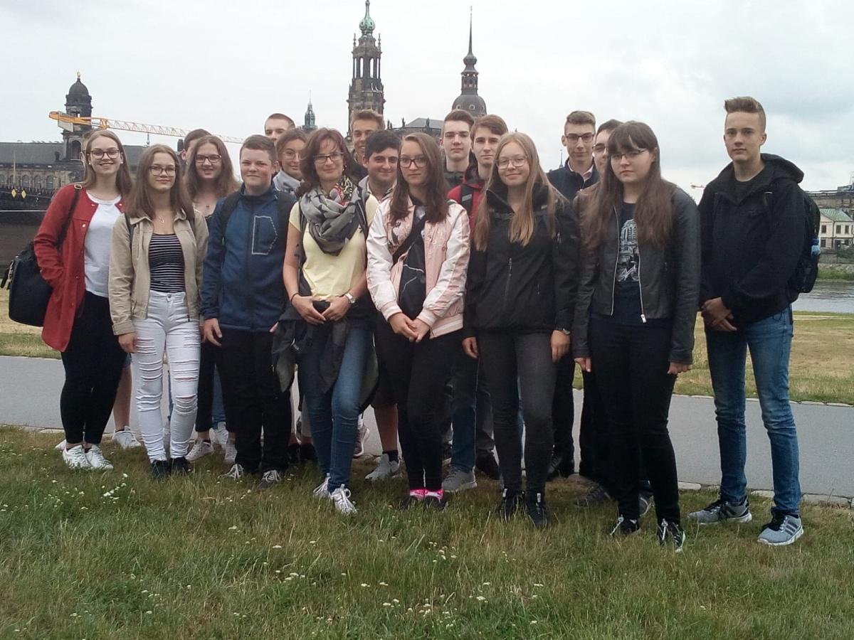 Schüler der ehemaligen 10/2 blicken gern zurück – Studienfahrt Dresden