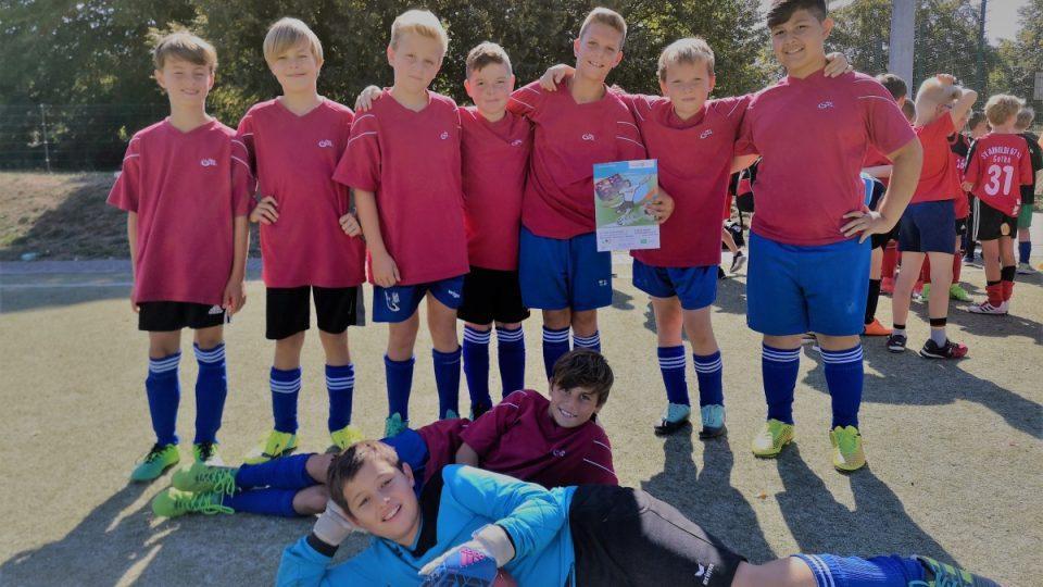 "JtfO ""Fußball"" – Herbstrunde erfolgreich abgeschlossen!"