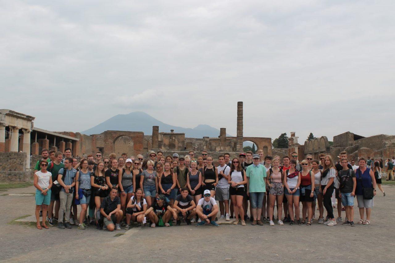 Studienfahrt ins sonnige Rom 2018