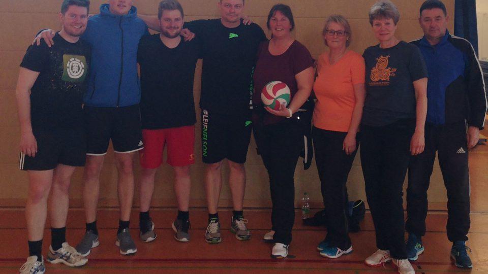 Osterturnier im Volleyball