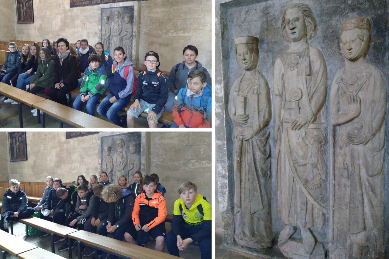 3 Synagogen + 1 Dom = Exkursion Erfurt / Thema Judentum