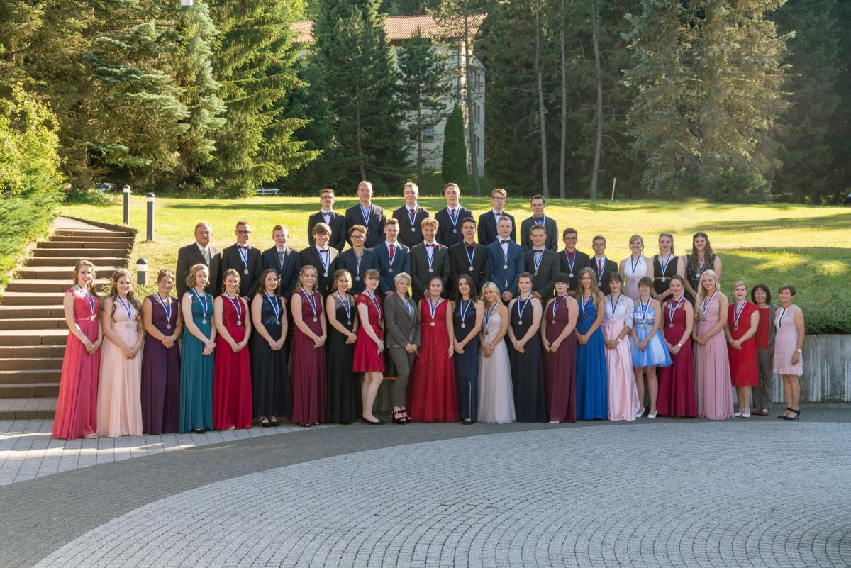 26 Jahre Abitur am neuen Gymnasium Gleichense – 27. Jahrgang verabschiedet