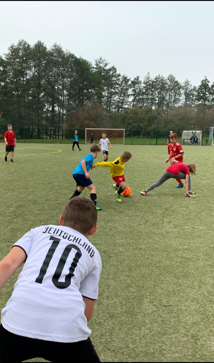 Gleichense im Fußballfieber – Turnier 2019/20