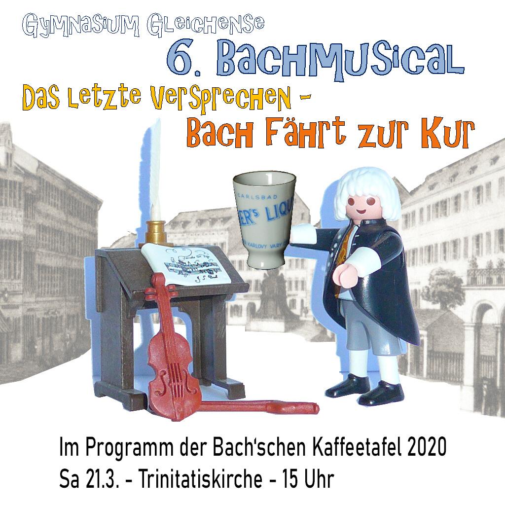 """""""Das letzte Versprechen – Bach fährt zur Kur"""""""