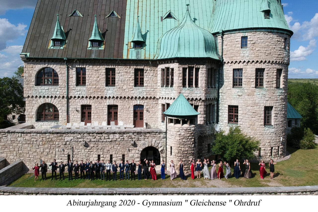 28. Abiturjahrgang am Gymnasium Gleichense verabschiedet