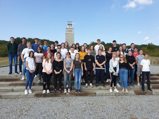 Exkursionstag Klasse 10 – Gedenkstätte Buchenwald