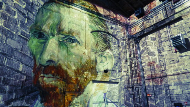Immersive Media Art im Kunstkraftwerk Leipzig