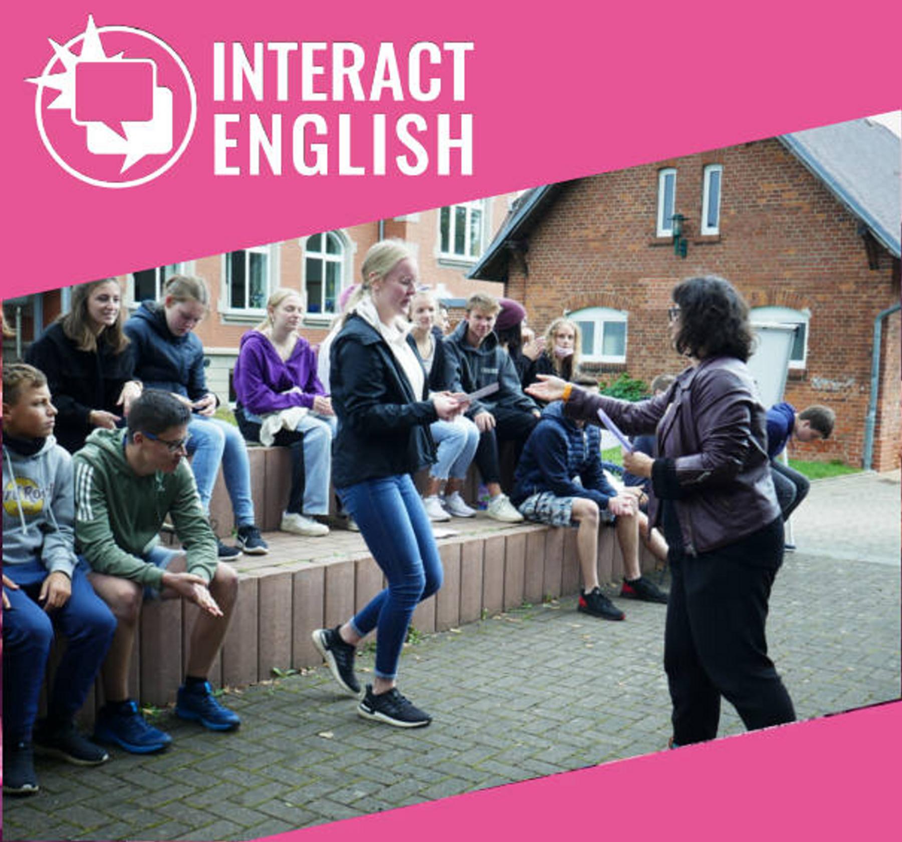 INTERACT- Interkulturelle Begegnungen am Gymnasium Gleichense